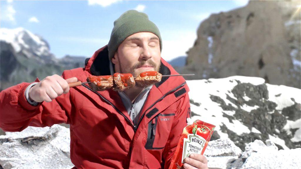 10.Heinz Ketchup 57s